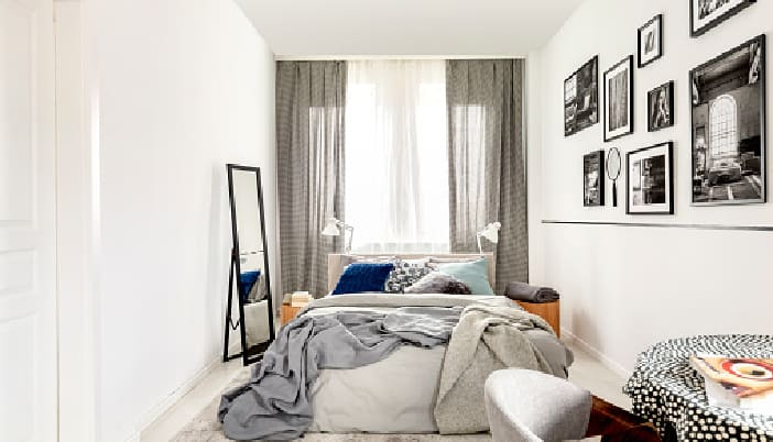 15 Small Bedroom Decorating Ideas On A Budget 2021